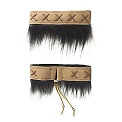 Joe Browns - Brown New Navajo  Boot Cuffs