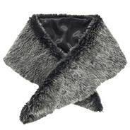 Black Fabulous Furry Collar