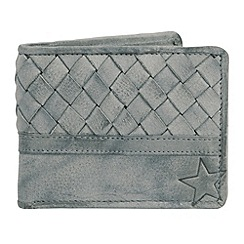 Joe Browns - Grey essential leather wallet