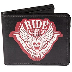 Joe Browns - Black ride like hell wallet