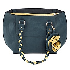 Joe Browns - Navy fabulous 3 in 1 bag