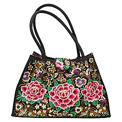Joe Browns - Multi coloured stunning embroidered bag