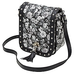 Joe Browns - Multi coloured amazing floral stud bag