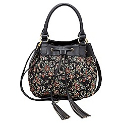 Joe Browns - Multi coloured funky tapestry bag