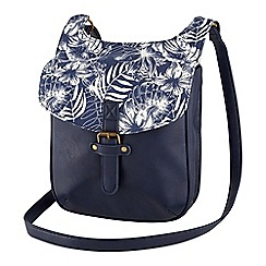 Joe Browns - Navy fabulous cross body bag
