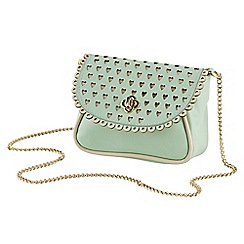 Joe Browns - Pale green cute mini purse bag