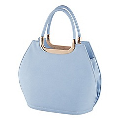 Joe Browns - Pale blue stunning retro handbag