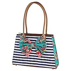 Joe Browns - Multi coloured remarkable retro handbag