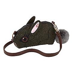 Joe Browns - Green so cute bunny handbag
