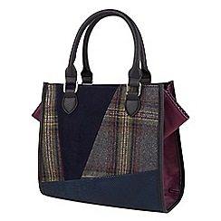 Joe Browns - Multi coloured amazing tweed tote bag