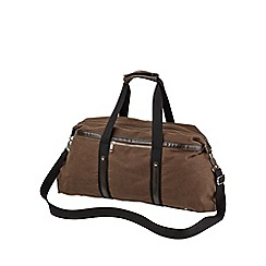 Joe Browns - Brown urban holdall