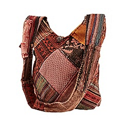Joe Browns - Multi coloured all new patchwork bag