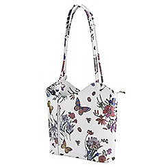Joe Browns - Multi coloured boboli gardens bag