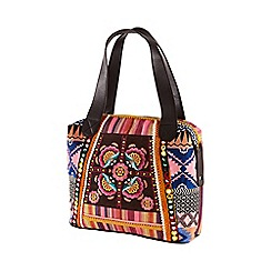 Joe Browns - Multi coloured totally summer bag