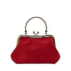 Joe Browns - Red vintage bag