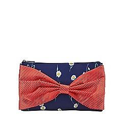 Joe Browns - Multi coloured striking bow clutch bag