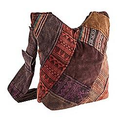 Joe Browns - Multi coloured mix it up patchwork bag