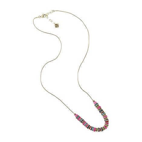 Joe Browns - Multi coloured eye-catching necklace