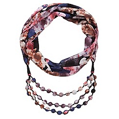 Joe Browns - Multi coloured bold and beautiful necklace
