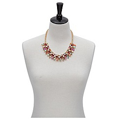 Joe Browns - Multi coloured bedazzled necklace
