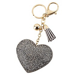 Joe Browns - Metallic beautiful bag charm