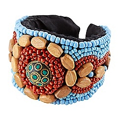 Joe Browns - Multi coloured stunning beaded cuff
