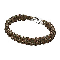 Joe Browns - Green camo bracelet