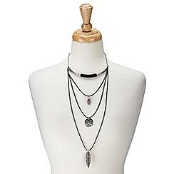 Joe Browns - Metallic latina necklace