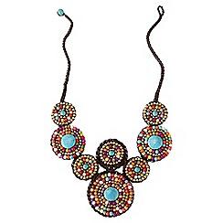 Joe Browns - Multi coloured divine inspiration necklace