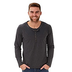 Joe Browns - Grey awesome 2 in 1 henley top