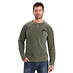 Joe Browns - Khaki thunder road top