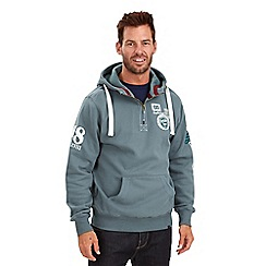 Joe Browns - Grey british tour hoody