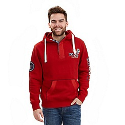 Joe Browns - Red on the road hoody