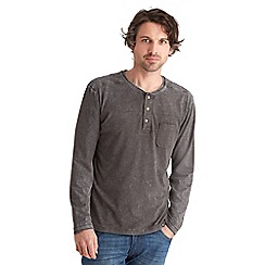 Joe Browns - Grey hit the road henley