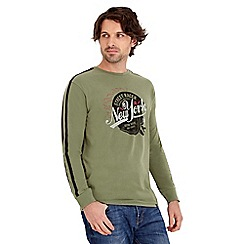 Joe Browns - Khaki new york racer top