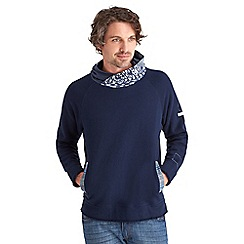 Joe Browns - Dark blue home from home hoody