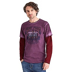 Joe Browns - Purple get out there top