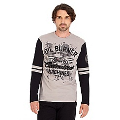 Joe Browns - Grey long road top