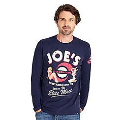 Joe Browns - Navy joe's garage top