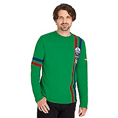 Joe Browns - Green race away top