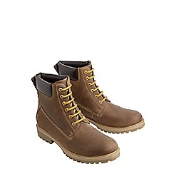 Joe Browns - Brown hard worker boots