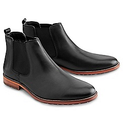 Joe Browns - Black perfect classic chelsea boots
