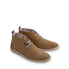 Joe Browns - Tan joe's favourite suede desi boots