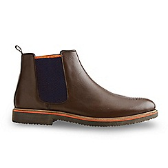Joe Browns - Brown rock the nation chelsea boots