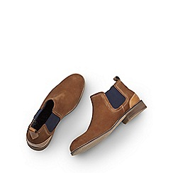 Joe Browns - Tan easy joe chelsea boots