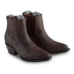 Joe Browns - Brown grinders maverick boots