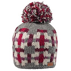 Joe Browns - Multi coloured funky geo bobble hat