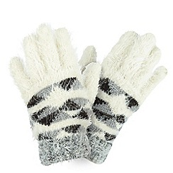 Joe Browns - Multi coloured marvellous monochrome gloves