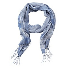 Joe Browns - Blue lazy days scarf