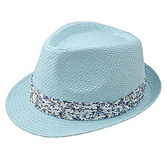 Joe Browns - Blue laid back trilby